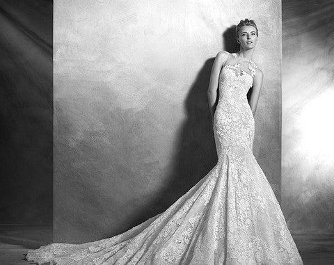 Pronovias 'Carezza' - Pronovias - Nearly Newlywed Bridal Boutique - 2