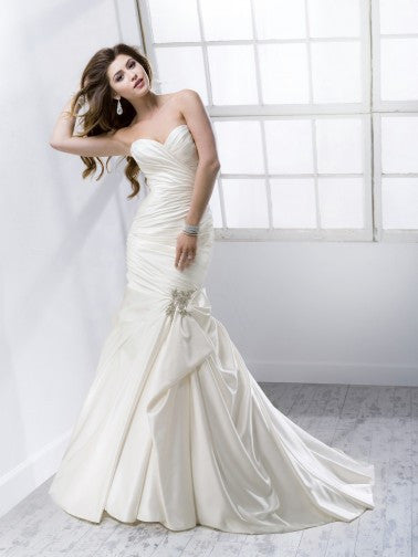 Sottero and Midgley 'Campbell' - Sottero and Midgley - Nearly Newlywed Bridal Boutique - 4