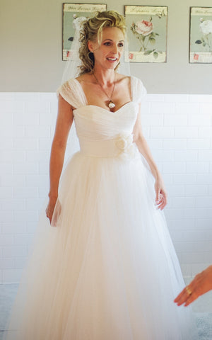 Christos 'Desiree' Ball Gown