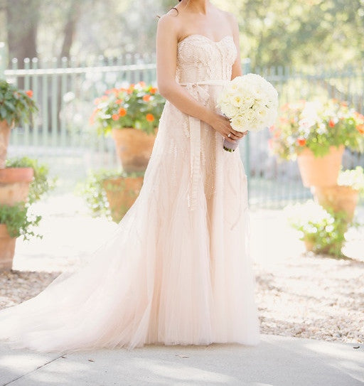 Monique Lhuillier 'Candy' - Monique Lhuillier - Nearly Newlywed Bridal Boutique - 1
