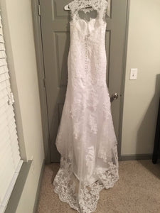 Custom 'Mermaid' - Customed Designed - Nearly Newlywed Bridal Boutique - 2