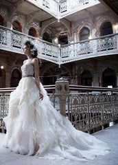 Lazaro '3153' - Lazaro - Nearly Newlywed Bridal Boutique - 1