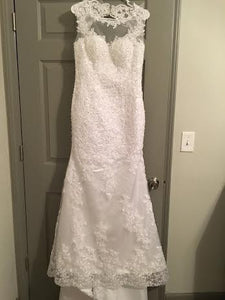Custom 'Mermaid' - Customed Designed - Nearly Newlywed Bridal Boutique - 3