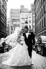 Lazaro '3153' - Lazaro - Nearly Newlywed Bridal Boutique - 4