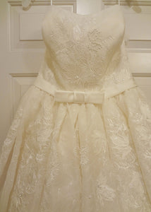 Priscilla of Boston Vineyard Collection Morgan Wedding Dress - Priscilla of Boston - Nearly Newlywed Bridal Boutique - 3