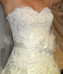 Maggie Sottero 'Virginia' - Maggie Sottero - Nearly Newlywed Bridal Boutique - 3