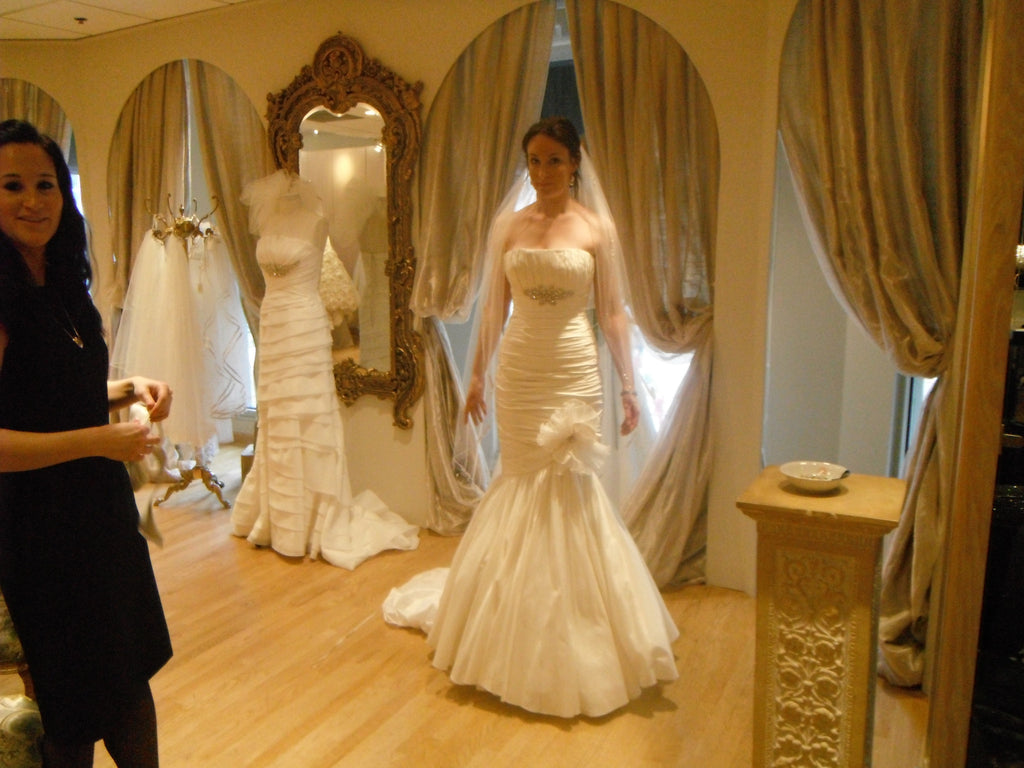 Olympia - Rosa Clara - Nearly Newlywed Bridal Boutique - 1
