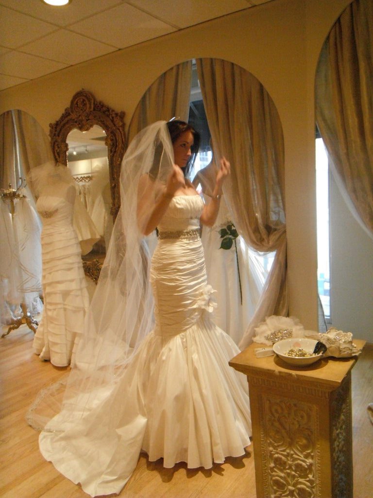 Olympia - Rosa Clara - Nearly Newlywed Bridal Boutique - 3
