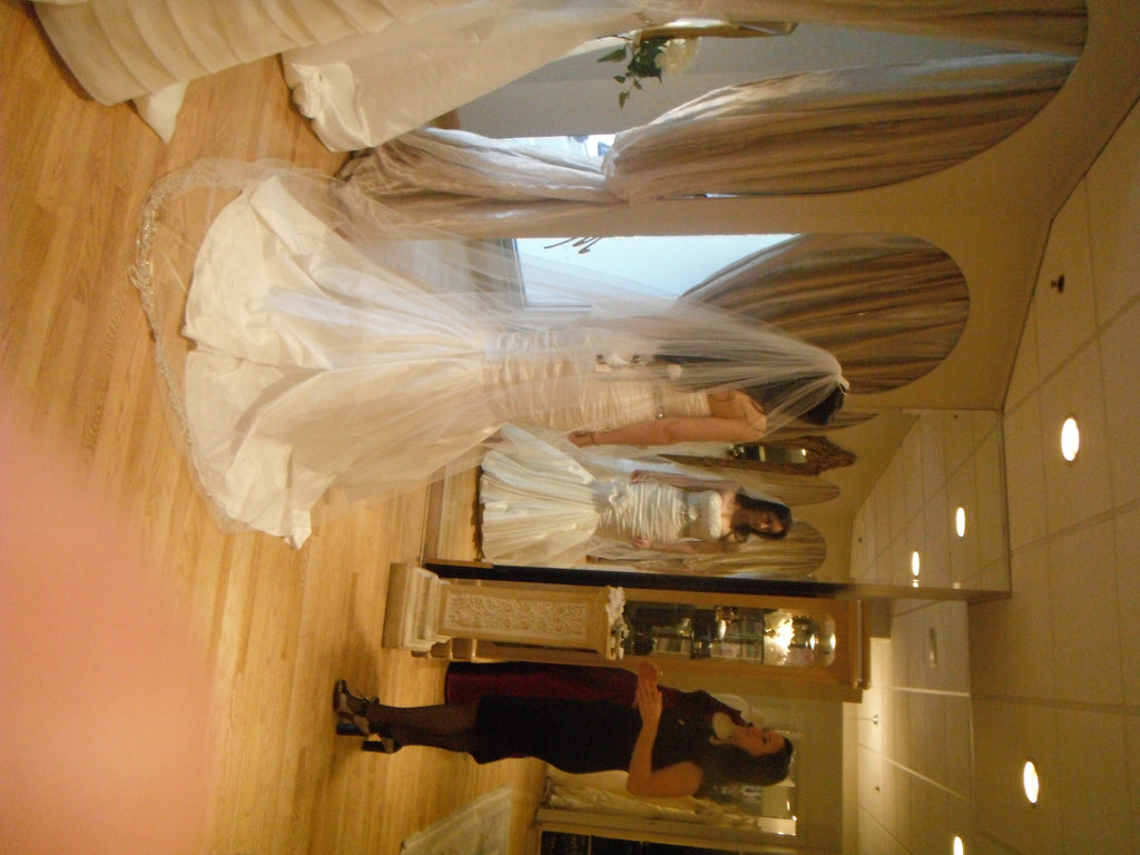 Olympia - Rosa Clara - Nearly Newlywed Bridal Boutique - 4