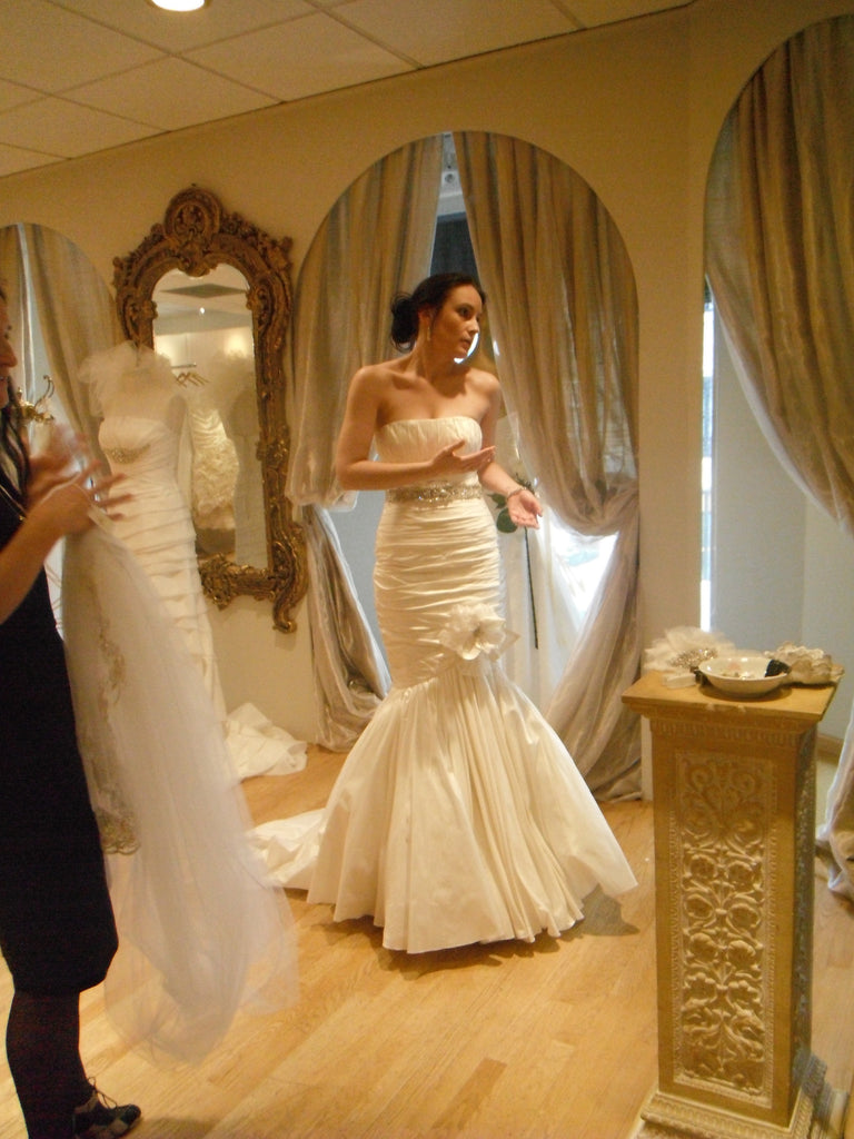 Olympia - Rosa Clara - Nearly Newlywed Bridal Boutique - 5