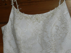 Agnes 'Lace and Satin' - Agnes - Nearly Newlywed Bridal Boutique - 5