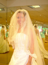 Load image into Gallery viewer, Demetrios 'Rich Eternity' - Demetrios - Nearly Newlywed Bridal Boutique - 2