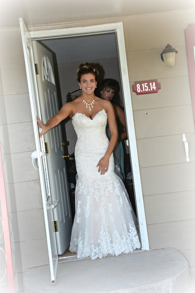 Maggie Sottero 'Marianne' - Maggie Sottero - Nearly Newlywed Bridal Boutique - 1