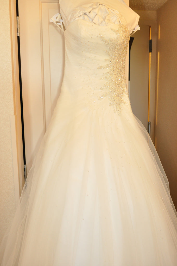 "Demetrios ""Ilissa"" - Demetrios - Nearly Newlywed Bridal Boutique - 1"