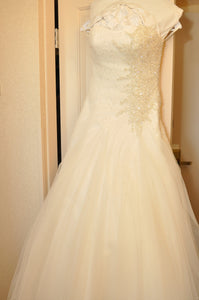 "Demetrios ""Ilissa"" - Demetrios - Nearly Newlywed Bridal Boutique - 4"