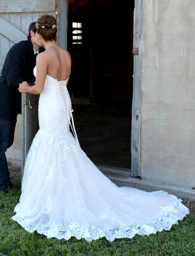 Maggie Sottero 'Marianne' - Maggie Sottero - Nearly Newlywed Bridal Boutique - 2
