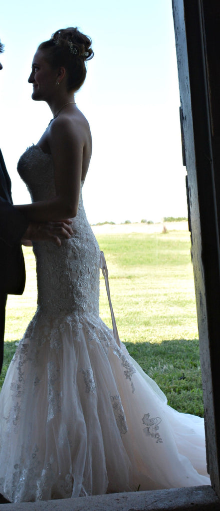 Maggie Sottero 'Marianne' - Maggie Sottero - Nearly Newlywed Bridal Boutique - 4