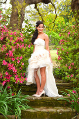 Custom 'Victorian' - Custom made - Nearly Newlywed Bridal Boutique - 2