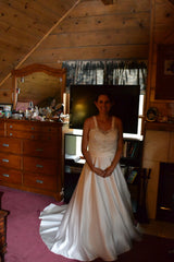 Custom 'Micaela Loren' - Custom made - Nearly Newlywed Bridal Boutique - 1