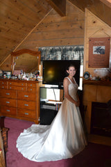 Custom 'Micaela Loren' - Custom made - Nearly Newlywed Bridal Boutique - 2