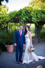 Romona Keveza 'Satin' - Romona Keveza - Nearly Newlywed Bridal Boutique - 1