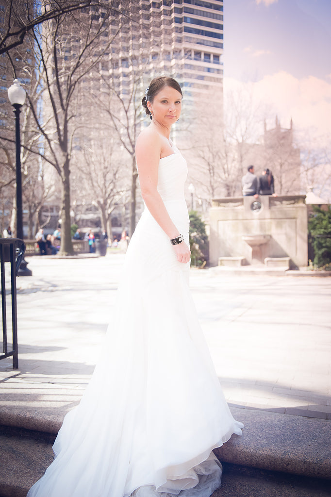 Vera Wang 'Jane' - Vera Wang - Nearly Newlywed Bridal Boutique - 2