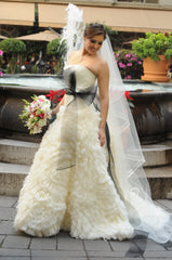 Vera Wang 'Eleanor' - Vera Wang - Nearly Newlywed Bridal Boutique - 2