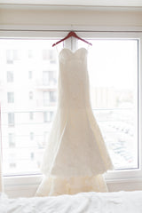 Pnina Tornai 'Sweetheart Mermaid' - Pnina Tornai - Nearly Newlywed Bridal Boutique - 1