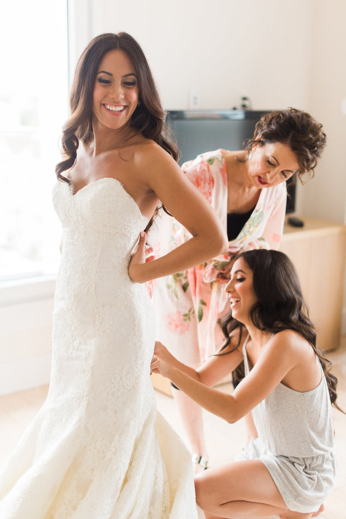 Pnina Tornai 'Sweetheart Mermaid' - Pnina Tornai - Nearly Newlywed Bridal Boutique - 3