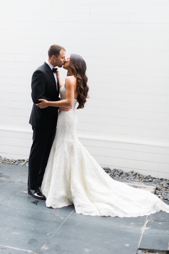 Pnina Tornai 'Sweetheart Mermaid' - Pnina Tornai - Nearly Newlywed Bridal Boutique - 6