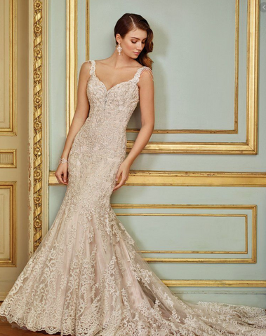 David Tutera for Mon Cheri 'Style 117288'