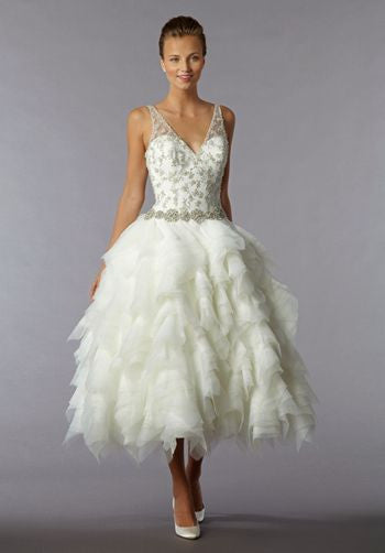 Dennis Basso 'Party Princess' - Dennis Basso - Nearly Newlywed Bridal Boutique - 1