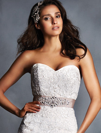 25295cc36bde Alfred Angelo '2506' - alfred angelo - Nearly Newlywed Bridal Boutique - 4