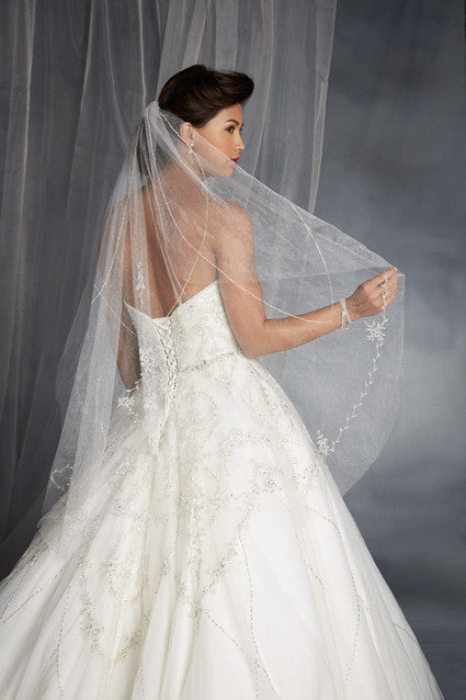 Alfred Angelo 'Tiana's Fairy Tale' - alfred angelo - Nearly Newlywed Bridal Boutique - 1