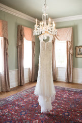 Monique Lhuillier 'Charmaine' - Monique Lhuillier - Nearly Newlywed Bridal Boutique - 2