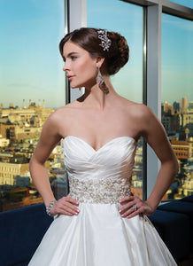 Justin Alexander 'Classic Ballgown' - JUSTIN ALEXANDER - Nearly Newlywed Bridal Boutique - 1