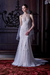 Monique Lhuillier 'Katia' - Monique Lhuillier - Nearly Newlywed Bridal Boutique - 6