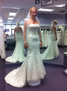 Allure 'L182' - Allure - Nearly Newlywed Bridal Boutique - 2