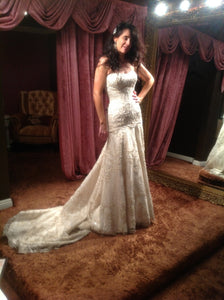 Winnie Couture 'Alana' - Winnie Couture - Nearly Newlywed Bridal Boutique - 2