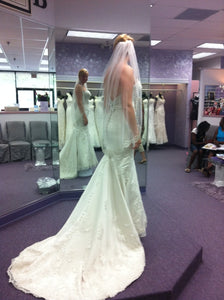 Allure 'L182' - Allure - Nearly Newlywed Bridal Boutique - 3