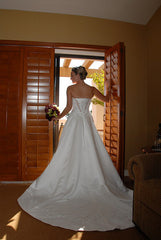 Maggie Sottero 'Beautiful Gown' - Maggie Sottero - Nearly Newlywed Bridal Boutique - 5