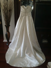 Priscilla of Boston 'Jewel JL106' - Priscilla of Boston - Nearly Newlywed Bridal Boutique - 3