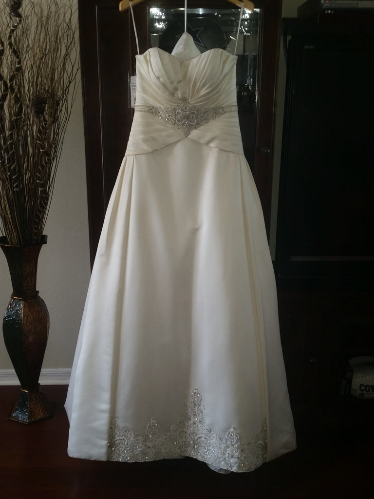 Priscilla of Boston 'Jewel JL106' - Priscilla of Boston - Nearly Newlywed Bridal Boutique - 4