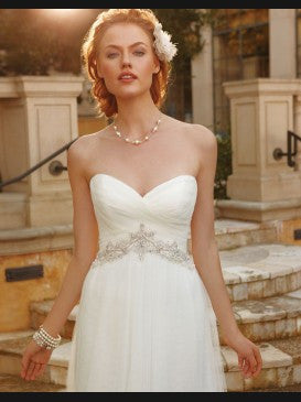 Casablanca Style 2041 - Casablanca - Nearly Newlywed Bridal Boutique - 3