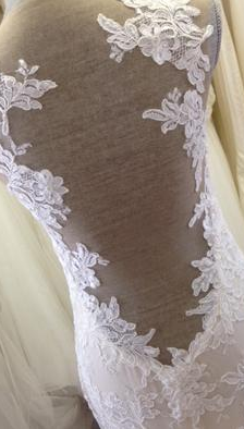 Amsale 'Nicole' - Amsale - Nearly Newlywed Bridal Boutique - 1