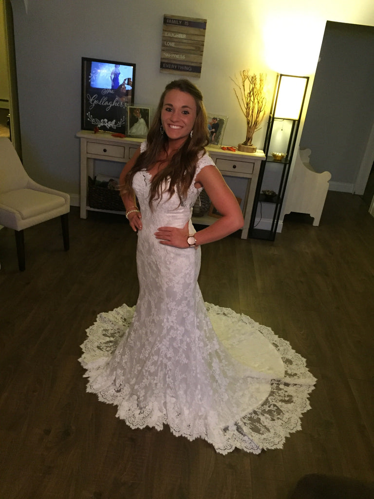 Maggie Sottero 'Londyn' - Maggie Sottero - Nearly Newlywed Bridal Boutique - 1