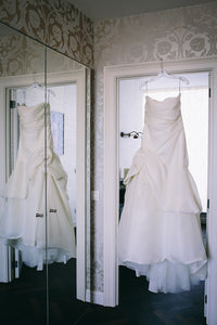 Monique Lhuillier 'Madison' - Monique Lhuillier - Nearly Newlywed Bridal Boutique - 2