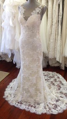 Amsale 'Nicole' - Amsale - Nearly Newlywed Bridal Boutique - 2