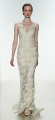 Amsale 'Nicole' - Amsale - Nearly Newlywed Bridal Boutique - 4