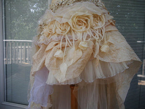 Custom 'Victorian' - Custom made - Nearly Newlywed Bridal Boutique - 5